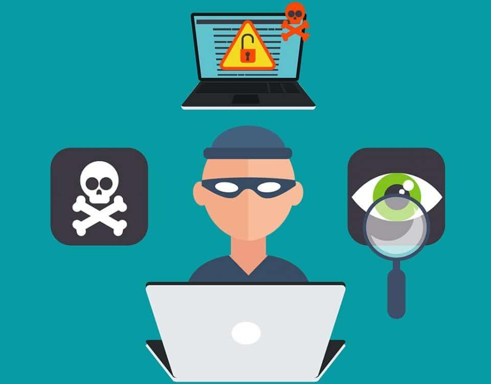 VPN защищает от кибер атак