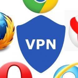 VPN для Chrome, Opera, Firefox и Яндекс.Браузера