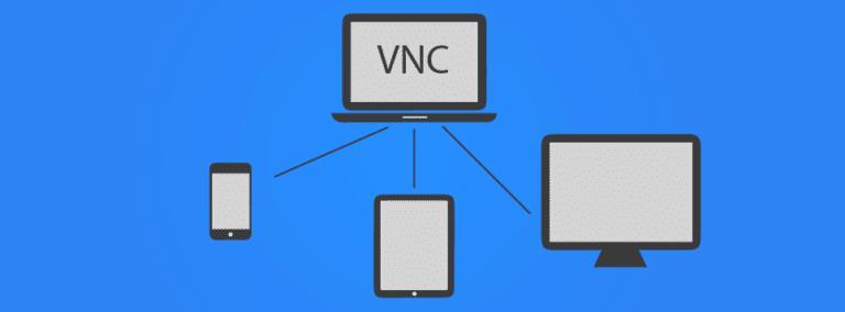 Принцип работы VNC