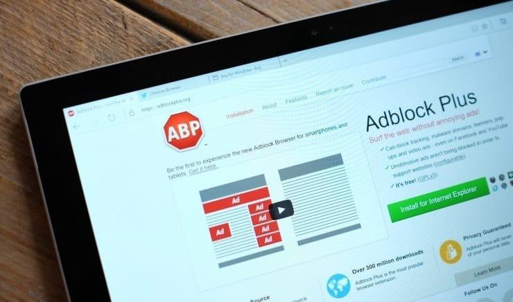 Блокировщик рекламы AdBlocker Genesis Plus