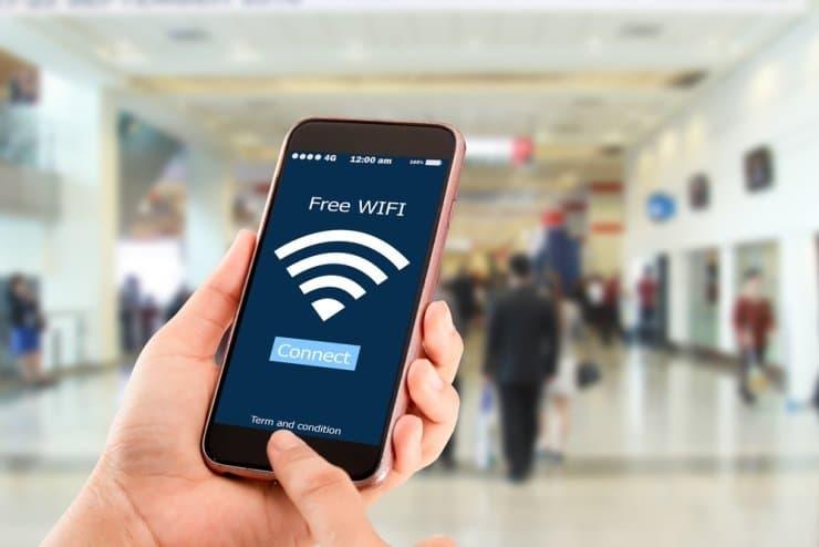 Публичные WiFi сети
