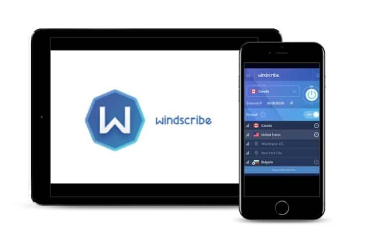 Windscribe vpn для vk