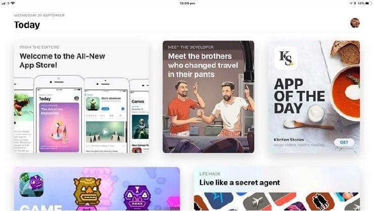 приложения для ipad