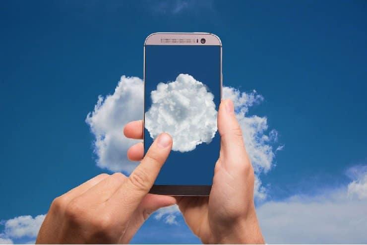 Что представляет собой облачное хранилище
