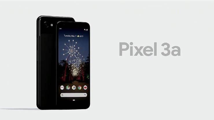 pixel 3а и pixel 3а xl