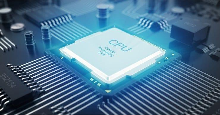 процессор в ноутбуке