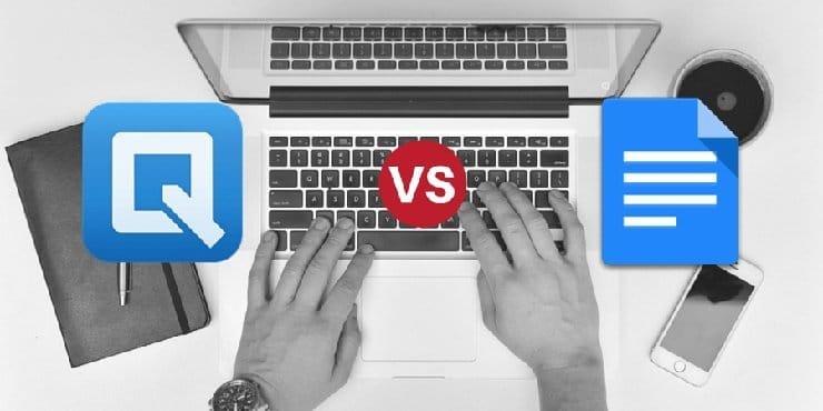 Quip альтернатива Google Docs