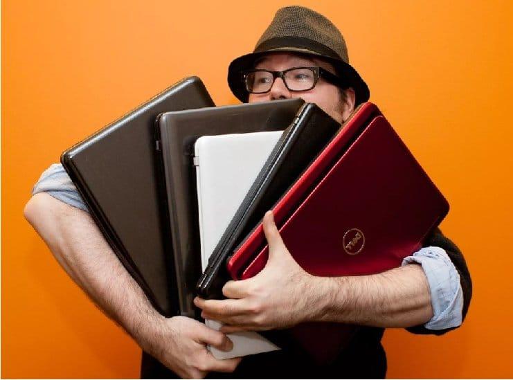 Типы ноутбуков