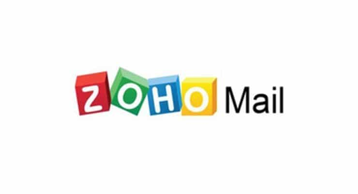 Zoho provides messaging hosting for your business